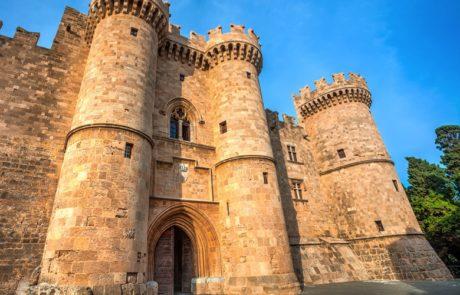 Rhodes Castle